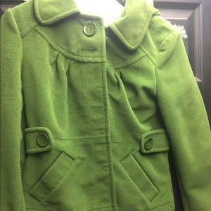 Tulle Coat